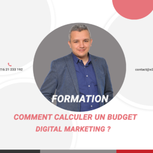 Formation calculer un budget digital marketing