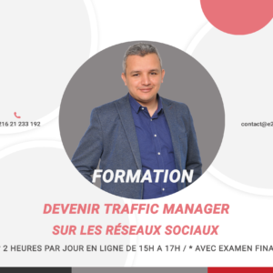 Formation devenir traffic manager