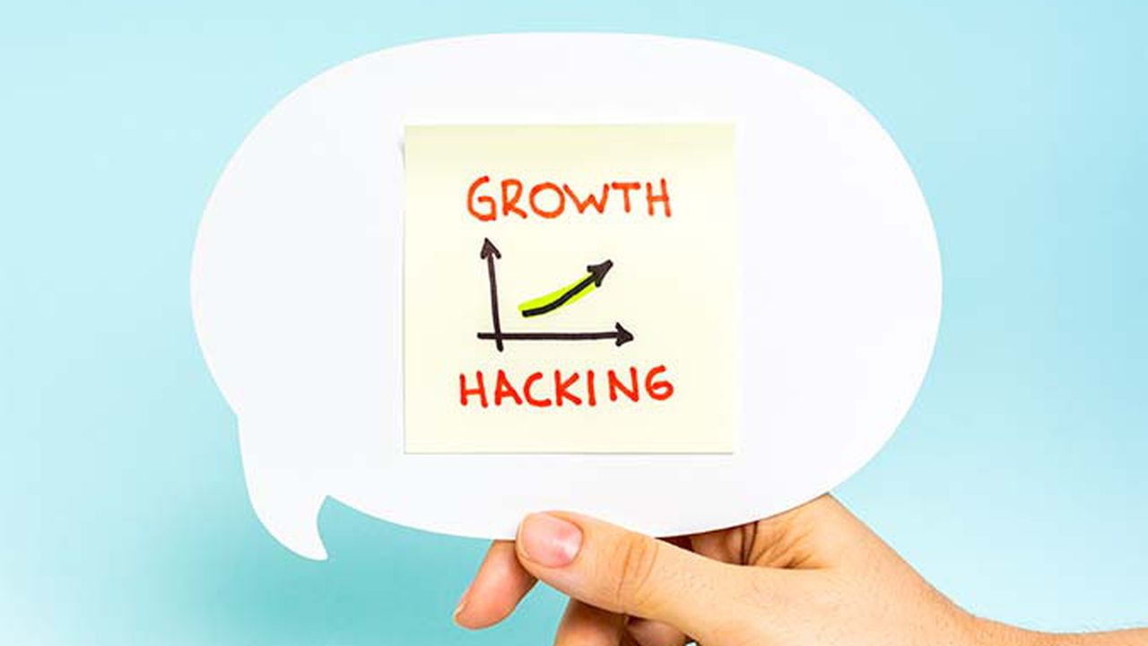 growth hacking concept